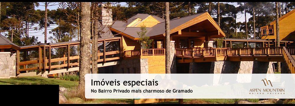 Terrenos e áreas para Venda em Gramado no bairro ASPEN MOUNTAIN