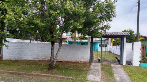 Casa Residencial em Portão no Bairro Vila Rica