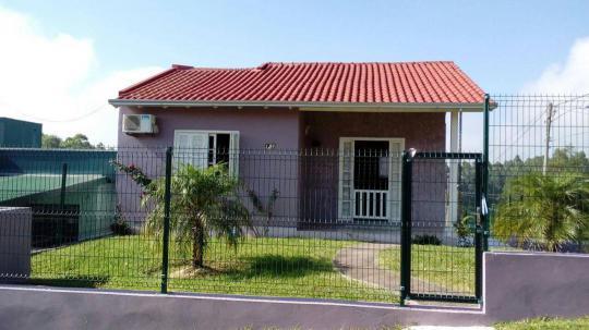 Casa Residencial em Portão no Bairro Morada do Sol